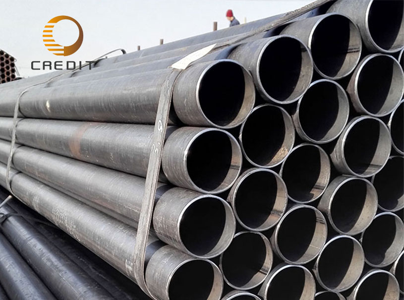 ERW Steel Pipe Construction Pipe