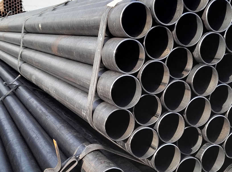 Construction Welded Steel Pipe