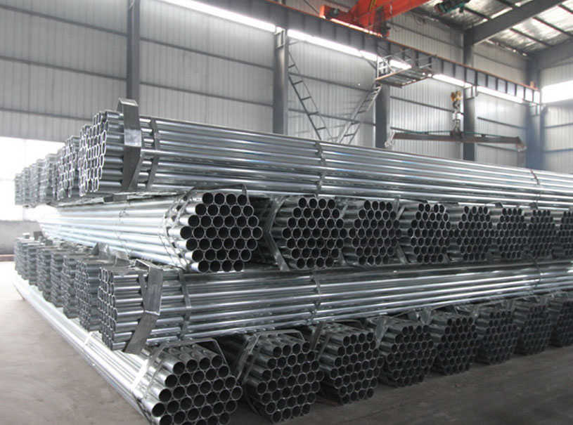 Green House Galvanized Steel Pipe