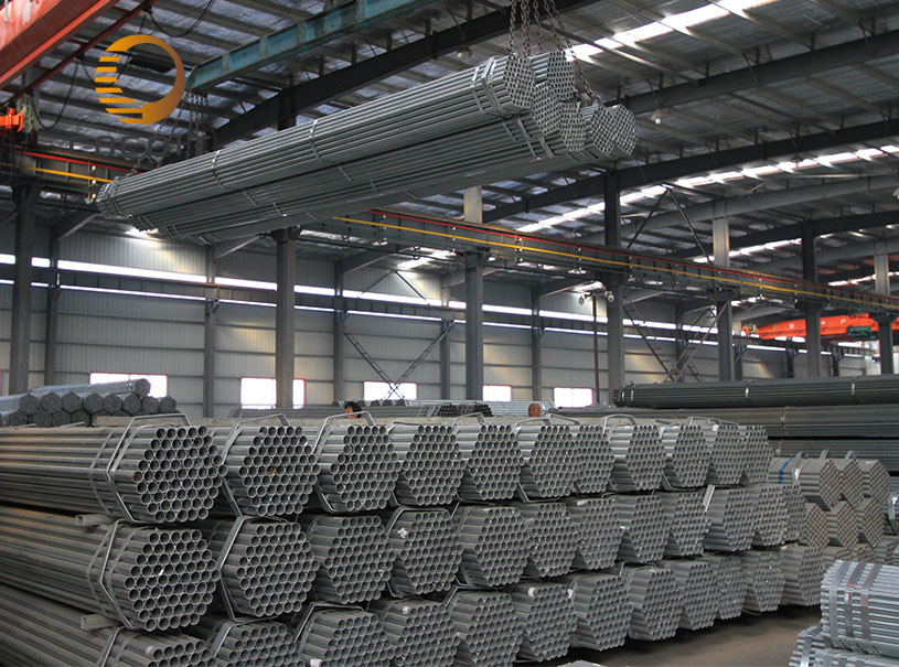 ASTM A53 Gavanized Steel Pipe