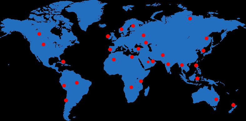 Marché client mondial